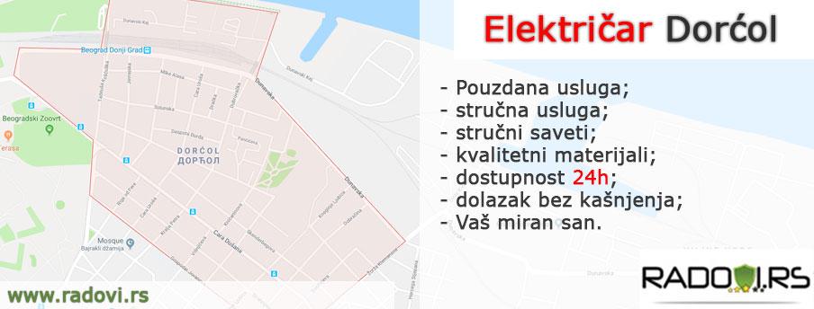 Električar Dorćol - Električar Beograd Tim - Radovi.rs