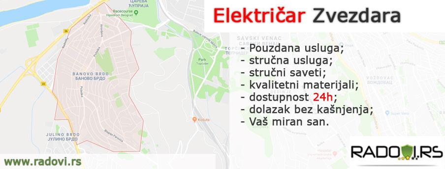 Električar Zvezdara - Električar Beograd Tim - Radovi.rs