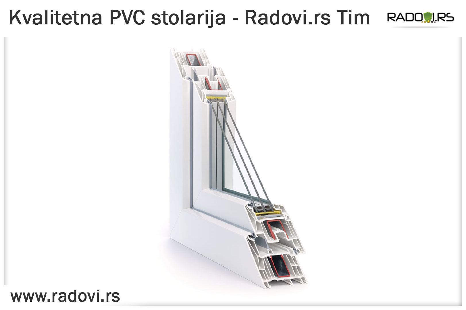 Kvalitetna PVC stolarija - PVC stolarija Tim - Radovi.rs