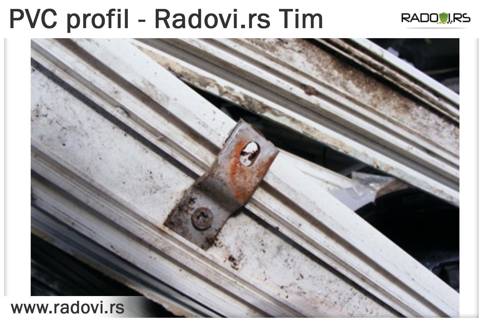 PVC stolarija lošeg kvaliteta - PVC stolarija Tim - Radovi.rs