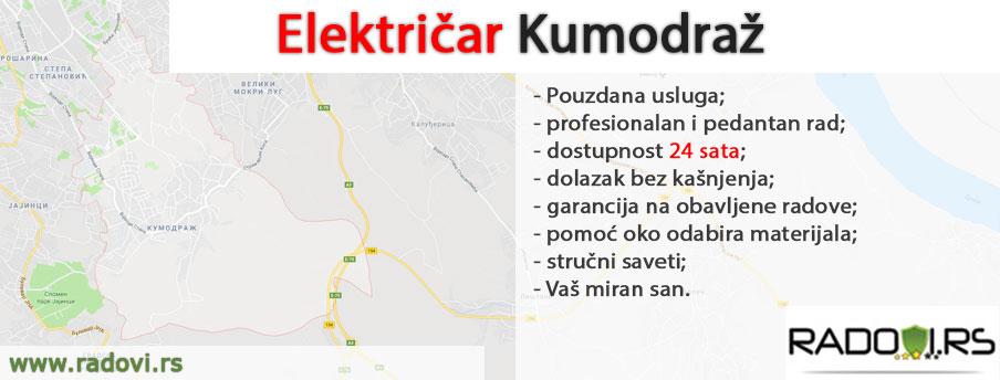 Električar Kumodraž - električar Beograd - Radovi.rs
